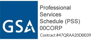GSA IT Professional Services Schedule (PSS) 00CORP