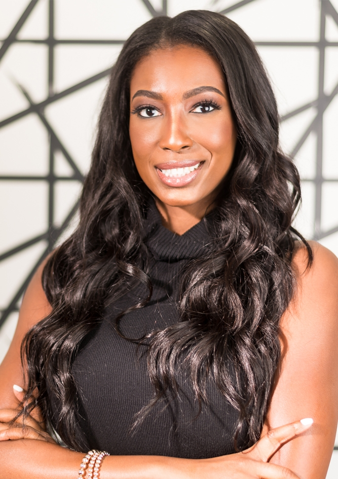 Aisha Bowe, PMP - Founder and CEO of STEMBoard